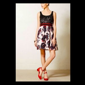 Peter Som by anthropology beautiful dress!…